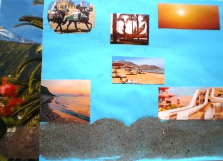 Strand Collage