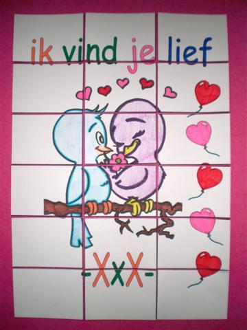 Knutselen Valentijnsdag Amp Liefde Valentijn