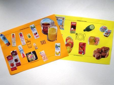 Wonderlijk Knutselen thema: Eten & Drinken | Voeding NV-33